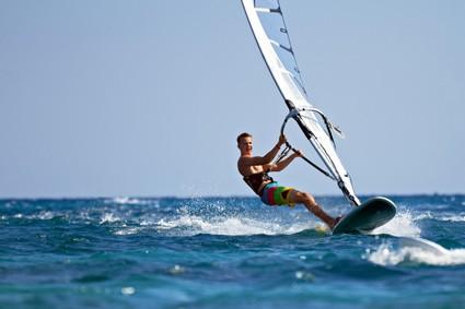 Supertubes Jeffreys Bay Windsurfing