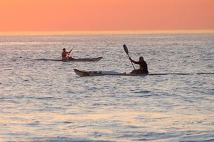 Supertubes Jeffreys Bay Canoeing